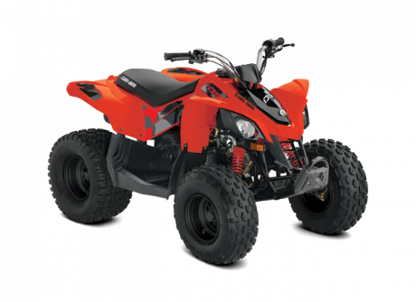 2021 Can-Am DS 90