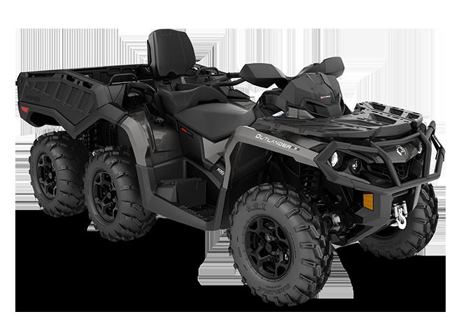 2021 Can-Am OUTLANDER MAX 6X6 XT 1000