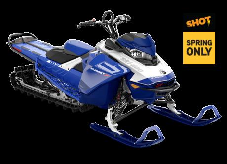 2021 Ski-Doo SUMMIT X ROTAX 850 E-TEC