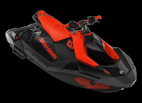 2021 Sea-Doo SPARK TRIXX 3 UP