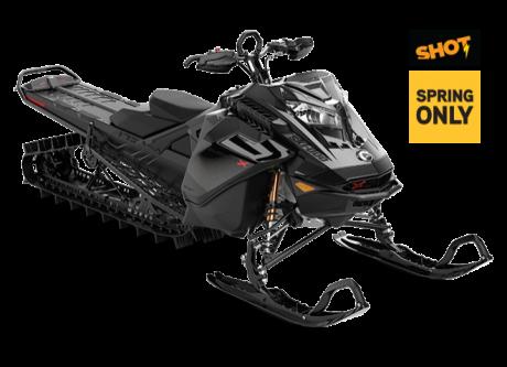 2021 Ski-Doo SUMMIT X WITH EXPERT PACKAGE ROTAX 850 E-TEC Turbo