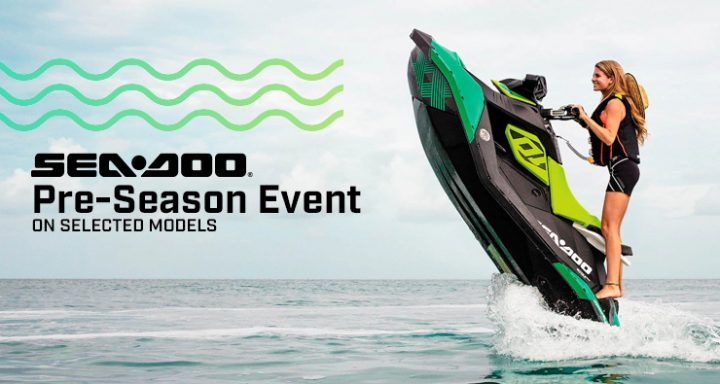 Sea-Doo Pre-Season Event