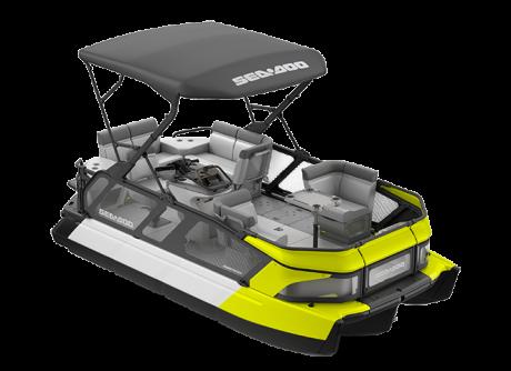 2022 Sea-Doo Switch Cruise 18 - 100 hp Neon Yellow