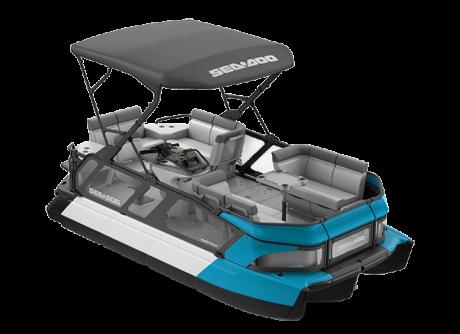 2022 Sea-Doo Switch Cruise 18 - 170 hp Caribbean Blue