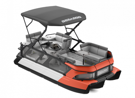 2022 Sea-Doo Switch Cruise 18 - 170 hp Coral Blast