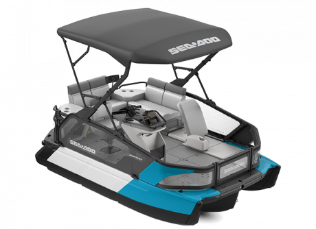 2022 Sea-Doo Switch Sport Compact - 170 hp Caribbean Blue