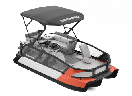 2022 Sea-Doo Switch Sport 18 - 230 hp Coral Blast