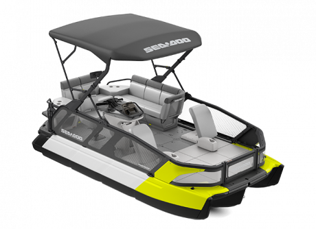 2022 Sea-Doo Switch Sport 18 - 230 hp Neon Yellow