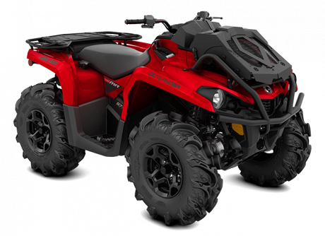 2022 Can-Am OUTLANDER MR 570 VIPER-RED
