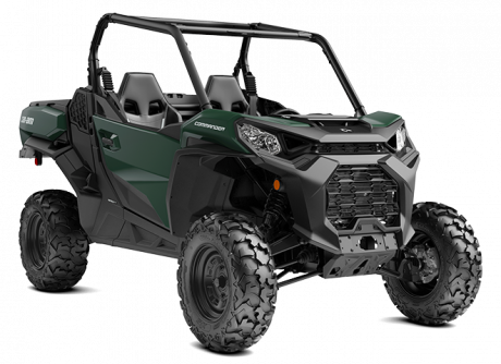 2022 Can-Am COMMANDER DPS TUNDRA-GREEN