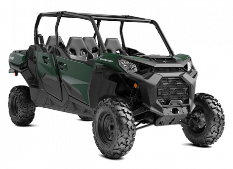 2022 Can-Am COMMANDER MAX DPS TUNDRA-GREEN